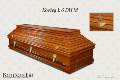 Kovčeg L-6 DH M